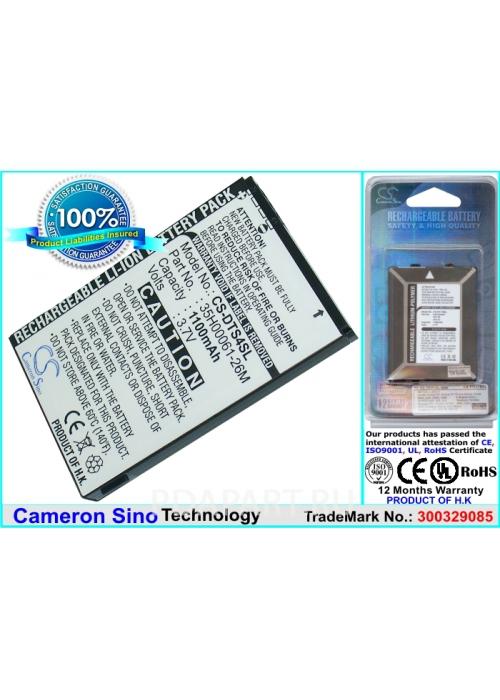Аккумулятор для HTC Touch Viva 1100мАч CS CameronSino