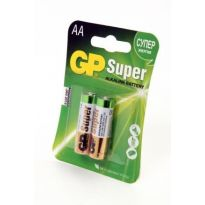 Батарейки GP Super Alkaline AА 2шт