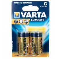 Элемент питания VARTA LR14 Longlife 4114 2шт