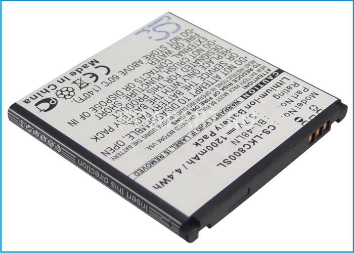 Аккумулятор для LG Optimus 3D Max 1200mah CS CameronSino