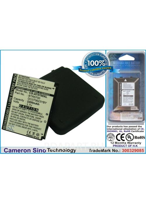 Аккумулятор для Toshiba G710 2200мАч CameronSino