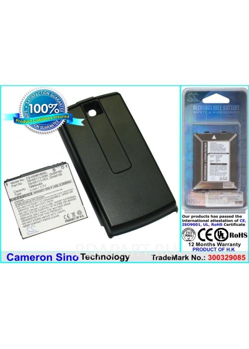 Аккумулятор для HTC P3702 Touch Diamond 1800мАч CS CameronSino