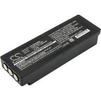 Аккумулятор Scanreco RC400, RC590, RC960 2000mah 3 контакта