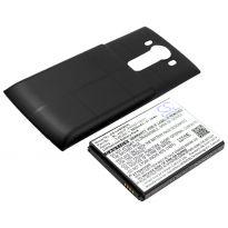 Аккумулятор усиленный LG V10 5600mah черный
