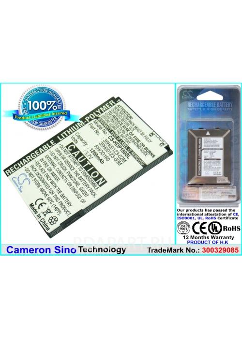Аккумулятор для HTC Touch Pro 2 T7373 1200мАч CS CameronSino