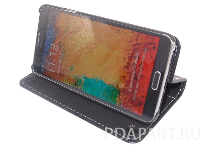 Аккумулятор для Samsung Galaxy Note 3 n900 6400mah CS черный чехол книжка CameronSino