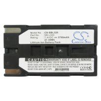Аккумулятор Samsung SB-L160, SB-L320 3700mah