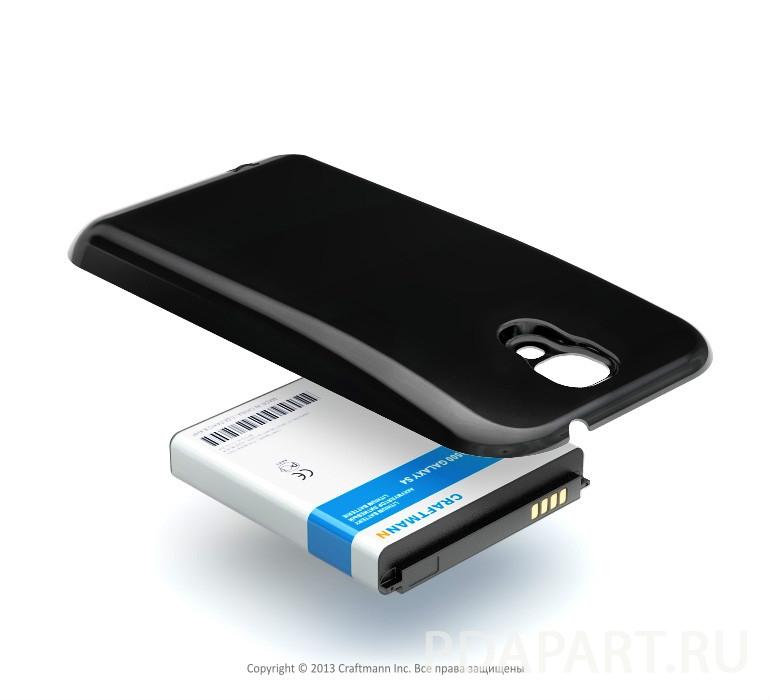 Аккумулятор Craftmann для Samsung Galaxy S4 i9500 5200mah Craftmann черный