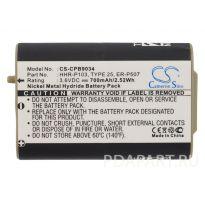 аккумулятор Panasonic HHR-P103 700mah CS-CPB9034