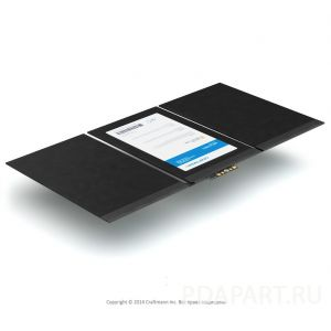 аккумулятор Apple iPad 2 6500mah Craftmann