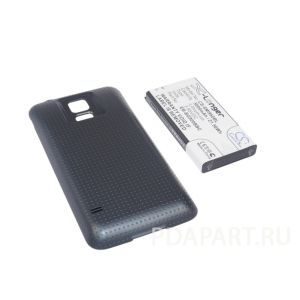 аккумулятор Samsung Galaxy S5 5600mah CS-SMI960BL синий