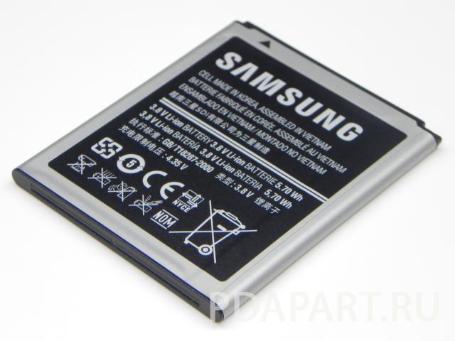 Аккумулятор Samsung Galaxy Ace 2 i8160, S3 mini i8190, J1 Mini 1500mah