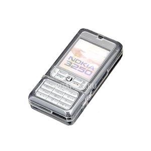 чехол прозрачный Nokia 3250