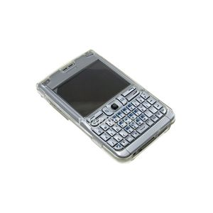 чехол прозрачный Nokia E61