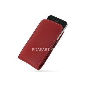 чехол PDair для Apple iPhone 4 вертикальная кобура красный