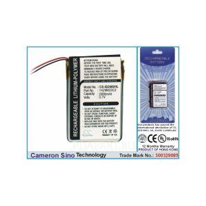 аккумулятор Garmin iq3600 2000mah CS-IQ3600HL
