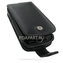 чехол PDair для Samsung i8000 Omnia II FlipTop черный