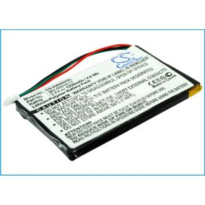 аккумулятор Garmin Nuvi 200/205/710 1250mah CS-IQN200SL