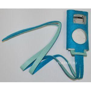 чехол doPi для iPod mini синий