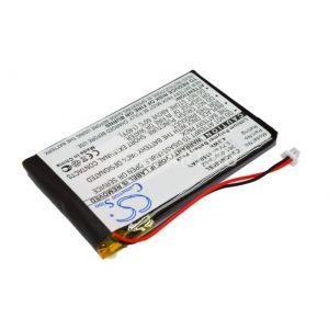 аккумулятор Garmin Nuvi 600 1150mah CS-IQN600SL
