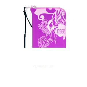 чехол Сумочка ESSE DELTA р93 нубук фиолетовый