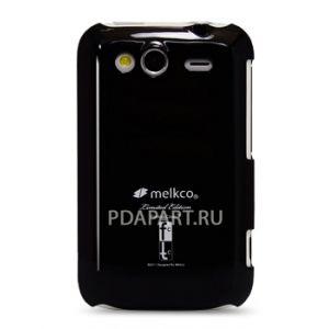 чехол HTC Wildfire S / PG76110 - (Formula Black)