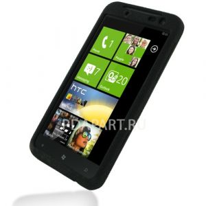 чехол HTC Titan X310e PDair Luxury черный
