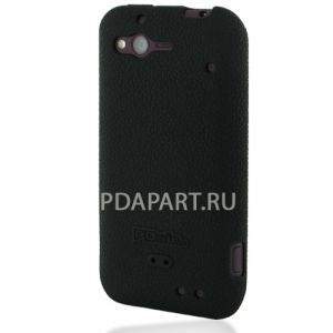 чехол HTC Rhyme S510b PDair Luxury черный