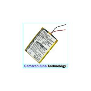 аккумулятор Creative Zen X-Fi 550mah CS-DA001SL