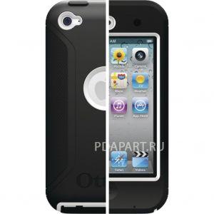 чехол Apple iPod Touch 4G OtterBox Defender черный с белым
