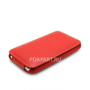 чехол Samsung Galaxy Ace 3 Duos GT-S7270/GT-S7272 - Melkco Jacka Type - красный