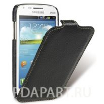 чехол Samsung Galaxy Core I8260 / Core Duos I8262 — Melkco Jacka Type черный