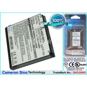 аккумулятор HTC Magic 1340mah CS-HDE180SL