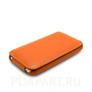 чехол HTC Desire 601 - Melkco Jacka Type оранжевый