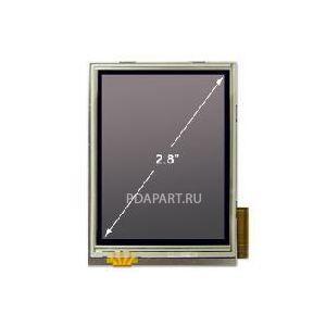 экран (с сенсорным стеклом) HTC P4350
