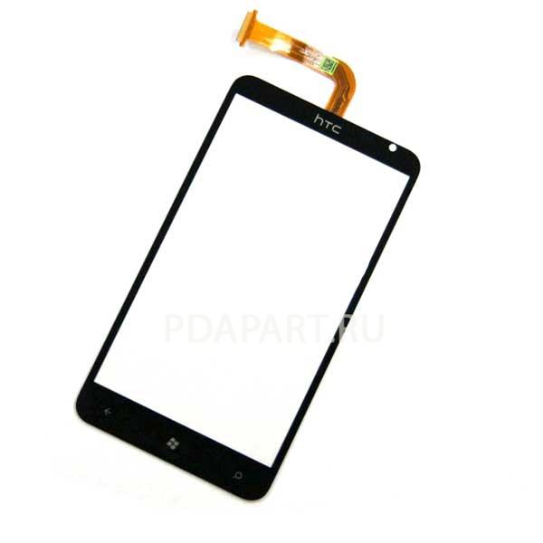 Сенсорное стекло HTC Titan
