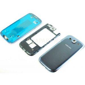 корпус Samsung Galaxy S3 i9300 синий