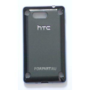 крышка аккумулятора HTC Gratia / HD mini черная