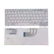 клавиатура Acer One белая английская