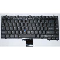 клавиатура Toshiba Satellite M20 черная английская