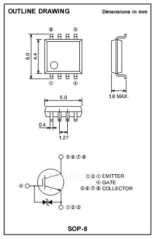 Микросхема 25AAJ
