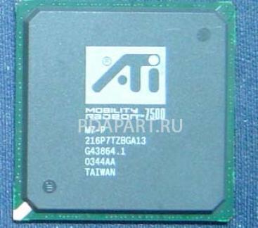 Микросхема ATI Radeon 7500 M7-P 216P7TZBGA13
