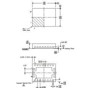 микросхема BQ24071