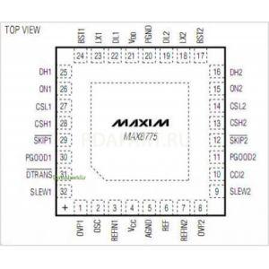 микросхема MAX8775
