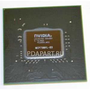 микросхема nVidia MCP79MVL