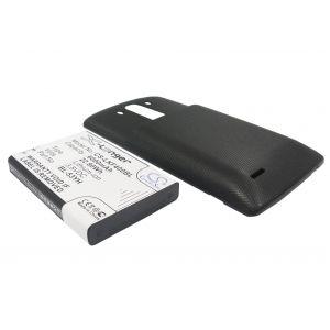 Аккумулятор LG G3 6000mah CS-LKF400BL черный