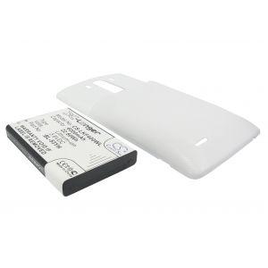 Аккумулятор LG G3 6000mah CS-LKF400WL белый