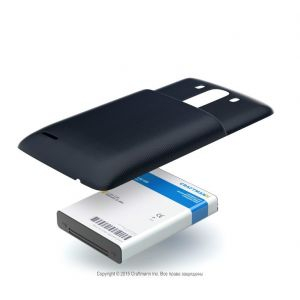 Аккумулятор LG G3 5900mah Craftmann черный