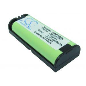 Аккумулятор CameronSino для Panasonic HHR-P105 850mah