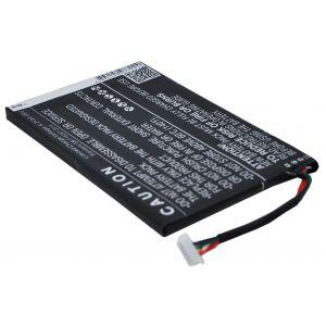 Аккумулятор CameronSino для Barnes & Noble Nook Simple Touch 2150mah